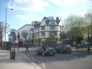 Finchley - Tally Ho Corner