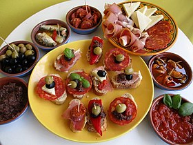 Image illustrative de l'article Tapas (gastronomie)