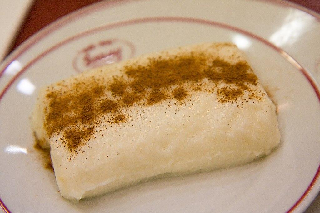 Tavuk Göğsü Dessert
