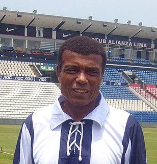 Teófilo Cubillas Peruvian footballer