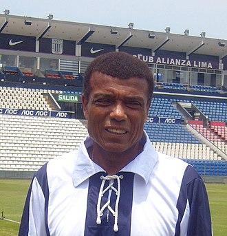 Teófilo Cubillas - Cubillas in 2009