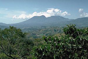 Tecuamburro - Volcán Tecuamburro