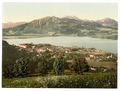 Tegernsee, general view, Upper Bavaria, Germany-LCCN2002696296.tif