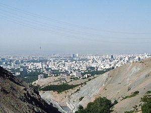 Teheran-von-norden