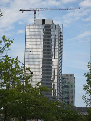 Telus Tower - Image: Telus Tower