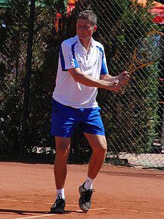Jiří Novák Czech tennis player