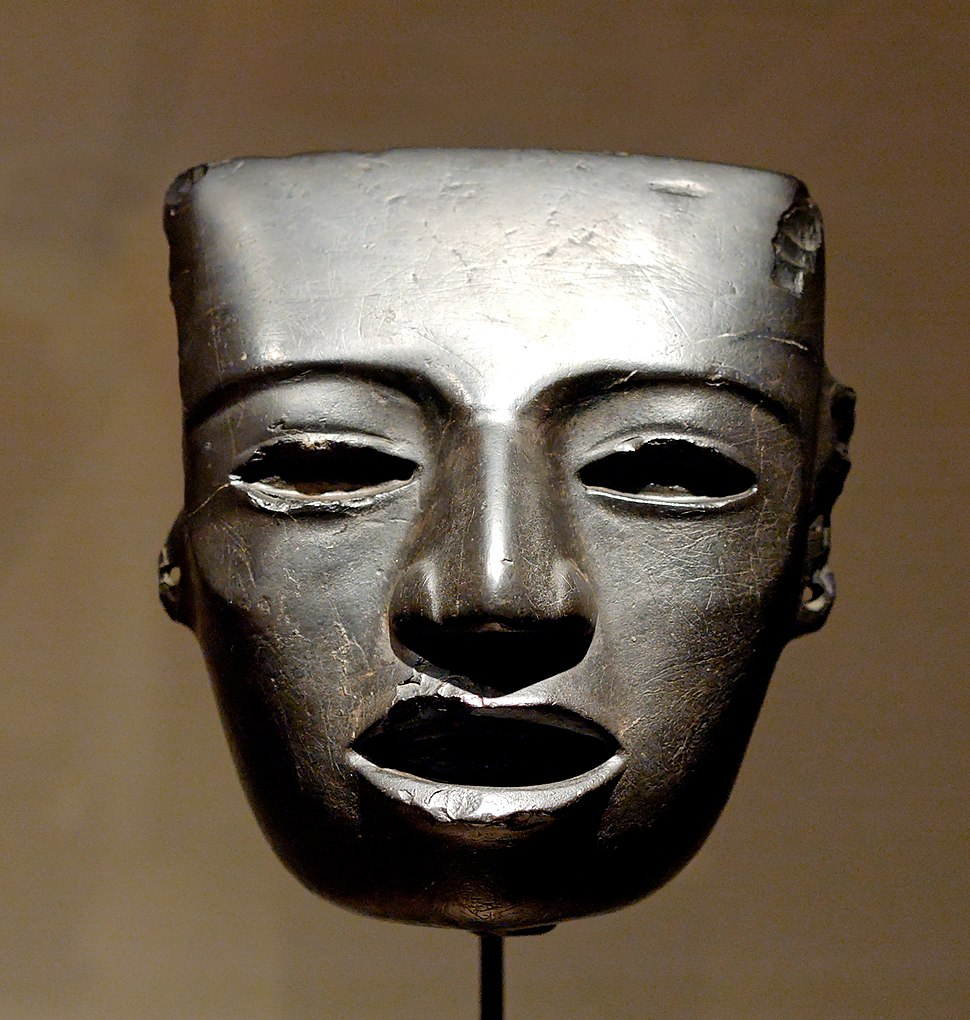 Teotihuacan mask Branly 70-1999-12-1