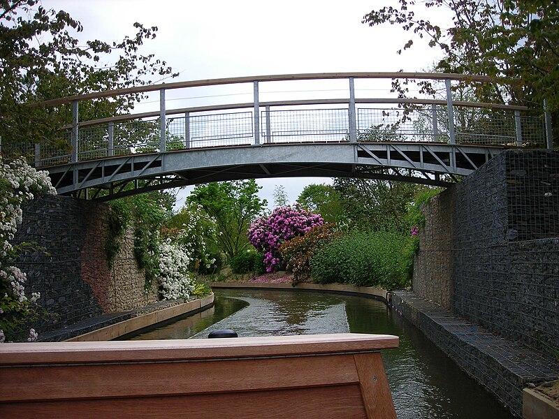 Parc Terra Botanica Angers - L'Odyssée Botanique (balade en barque)