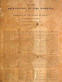 texas declaration of independencejpg