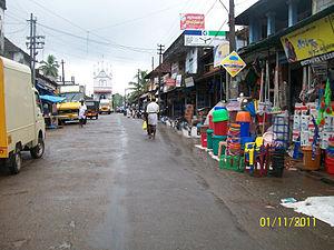 Thalayolaparambu - Thalayolaparambu Market