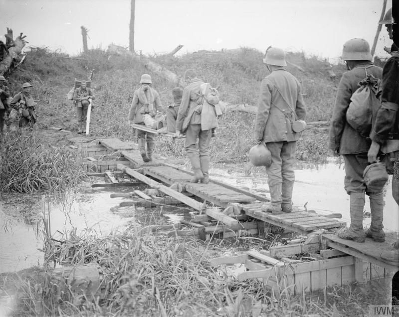 The Battle of Passchendaele, July-november 1917 Q5726