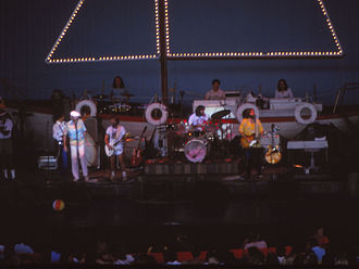 The Beach Boys Love You - The Beach Boys performing a concert in 1978