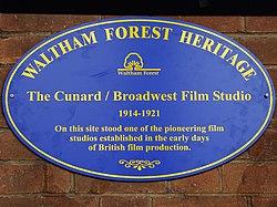 The cunard broadwest film studio   1914 1921