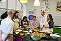 The Duke and Duchess Cambridge at Commonwealth Big Lunch on 22 March 2018 - 129.jpg