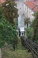 The Funicular on its way up the hill (7441350290).jpg