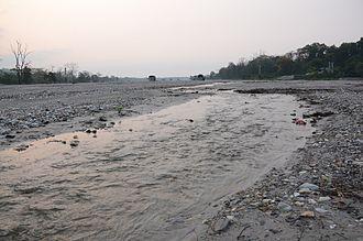 Jayanti, Alipurduar - The Jayanti river