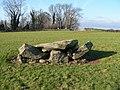 The Llanfair P. G. Burial Chamber - geograph.org.uk - 111645.jpg