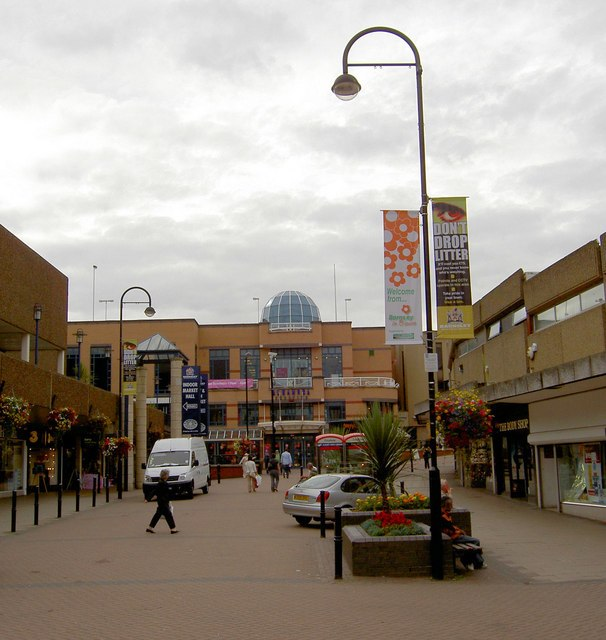 The Mall. - geograph.org.uk - 513774