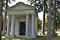 The O'Neill family mausoleum, located in the Liverpool Cemetery.jpg