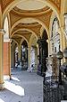 The Old Arcades (Die Alten Arkaden), Central Cemetery (Zentralfriedhof), Austria 02.jpg