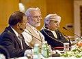 The Prime Minister, Shri Narendra Modi at the Oman-India Business Meet, in Muscat, Oman on February 12, 2018 (1).jpg