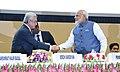 The Prime Minister, Shri Narendra Modi at the inauguration ceremony of the World Food India 2017, in New Delhi on November 03, 2017.jpg