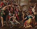 The Raising of Lazarus, c. 1605-10, Joachim Wtewael.jpg