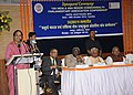The Speaker, Lok Sabha, Smt. Meira Kumar delivering the inaugural address at the 4th India and Asia region Commonwealth Parliamentary Association Conference, at Raipur, Chhattisgarh on October 26, 2010.jpg