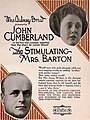The Stimulating Mrs. Barton (1920) - Ad 1.jpg