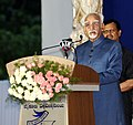 The Vice President, Shri M. Hamid Ansari addressing the Valedictory Function of the Centenary Celebrations of the Mysuru University, in Mysuru on July 22, 2016.jpg