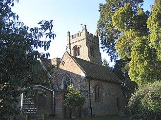 Chignall Smealy - Image: The church of St, Nicholas, Chignall Smealy geograph.org.uk 119199