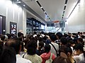 The crowd in Osaka Station on 25th July 2018 (1).jpg