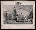 The embarkment of the ship containing the body of Napoleon Bonaparte from St Helena.jpg
