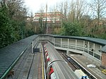 The end of the Northern Line, High Barnet