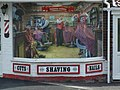 The feature window at the Barber's shop - geograph.org.uk - 1318965.jpg