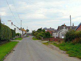 Dundraw hamlet