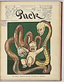 The infant Hercules and the Standard Oil serpents - Frank A. Nankivell 1906. LCCN2011645893.jpg