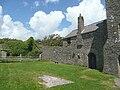 The priory buildings, Caldey Island (Ynys Bŷr) - geograph.org.uk - 958181.jpg