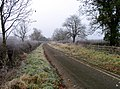 The remains of an A road - geograph.org.uk - 1121526.jpg