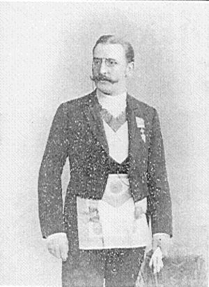 Theodor Reuss - Theodor Reuss (1855 - 1923)