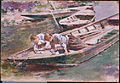 Theodore Robinson - Two in a Boat - Google Art Project.jpg