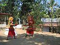Theyyam at nhandadi, Peravoor, Kannur, Kerala15.jpg