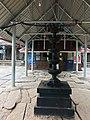 Thirunelly Maha Vishnu temple Kerala front view.jpg