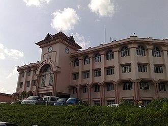 Thodupuzha - Thodupuzha Civil Station