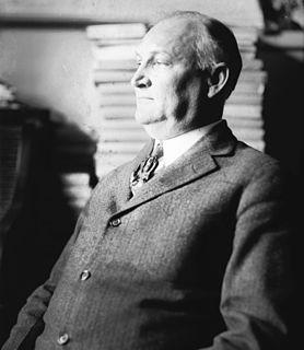Thomas U. Sisson American politician
