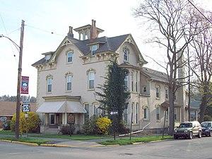Thomas Murray House (Clearfield, Pennsylvania) - Thomas Murray House, April 2010