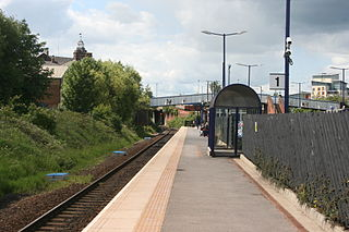 Thornaby railway station