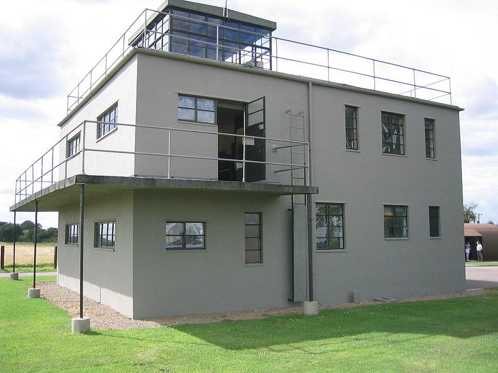 Thorpe Abbotts Control Tower