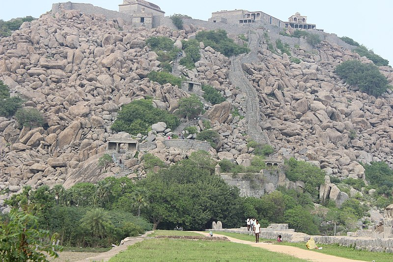 All information about Jinji fort