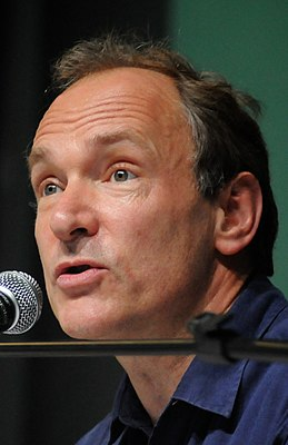 Tim Berners-Li «Campus Party Brasil»-aigtegol, vn 2009 sulaku